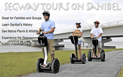 Sanibel Island Segway Tours