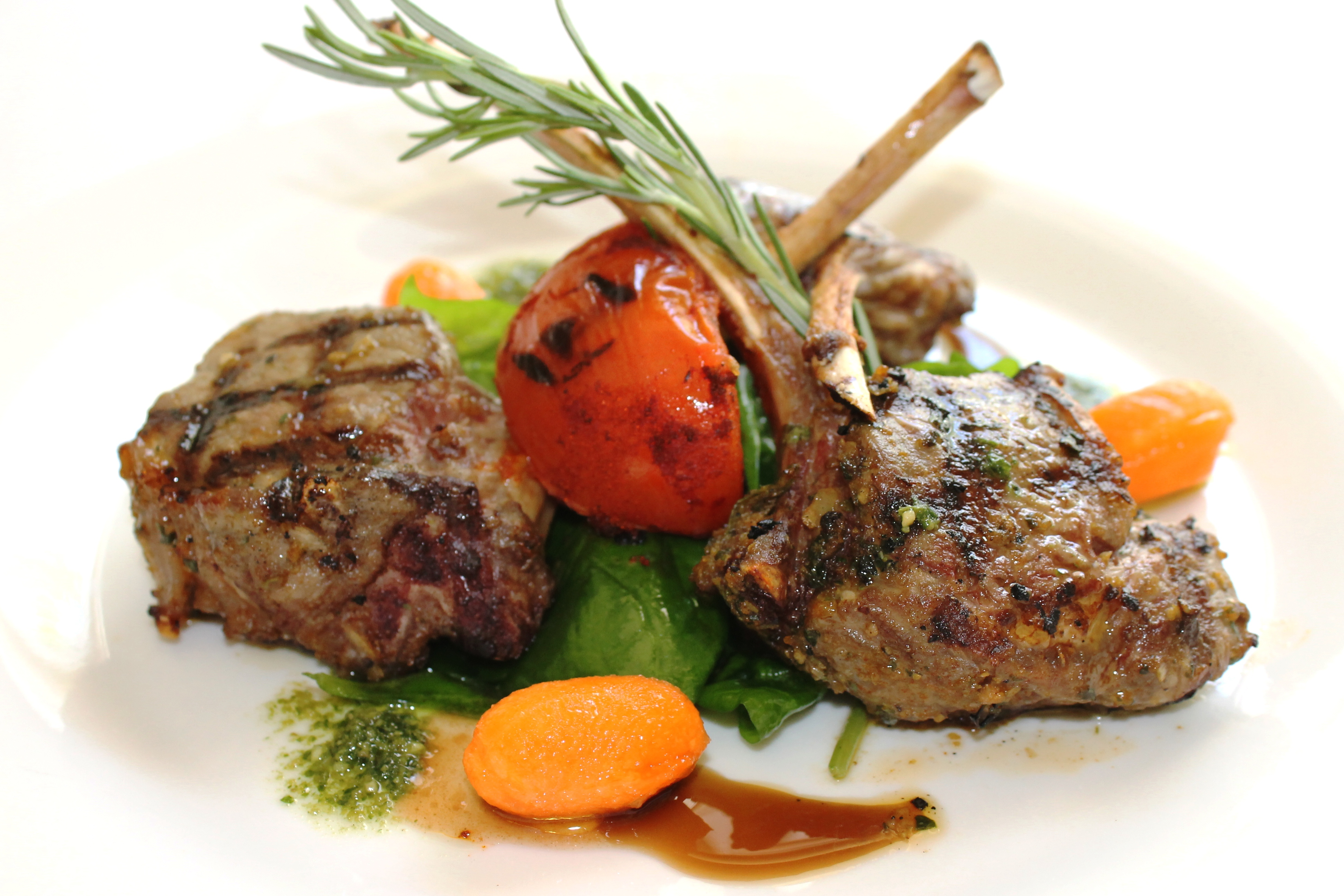 Moroccan Spiced Lamb Chops2