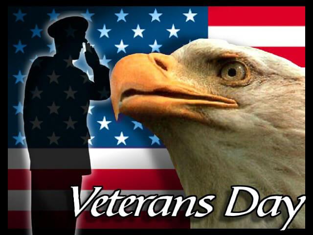 Sanibel Island Veterans Day