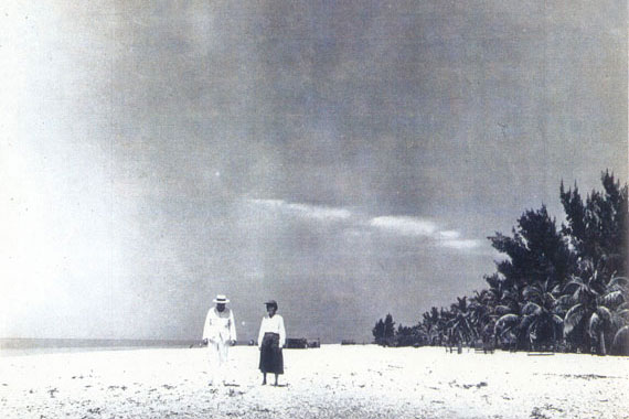 Beach Early 1900's