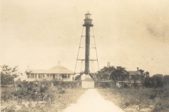Sanibel Lighthouse 1910