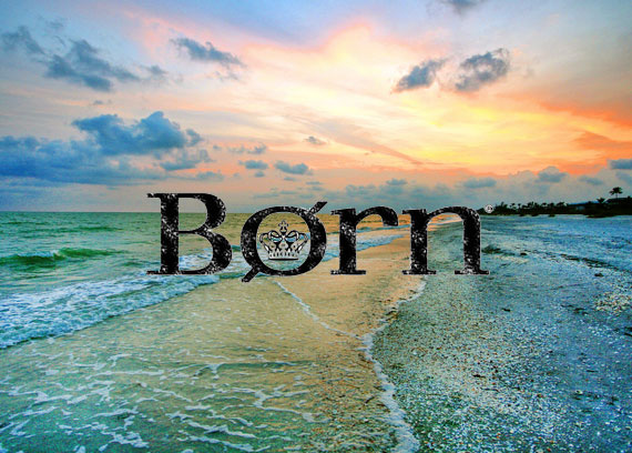 Born Photo Shoot on Sanibel Island: Island Inn