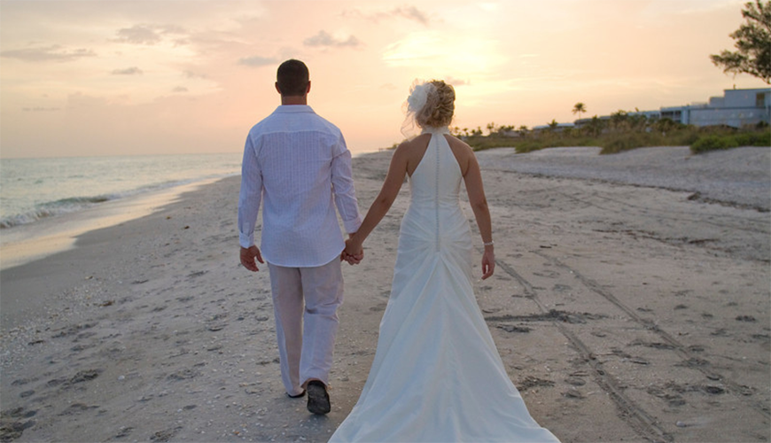 Imagine A Wedding In Paradise Your Dreams Can Come True At Island Inn We Have Hosted Hundreds Of Sanibel Weddings And Understand How Special