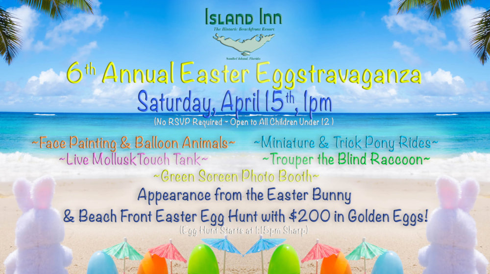sanibel easter events