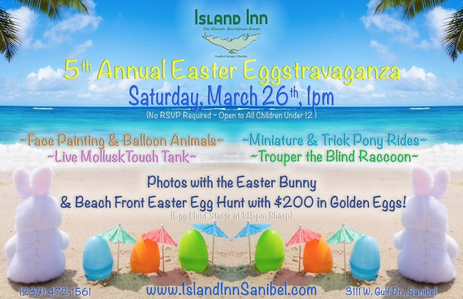 Island Inn 2016 Easter Egg Hunt