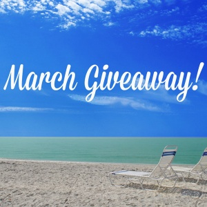 March Giveaway Contest