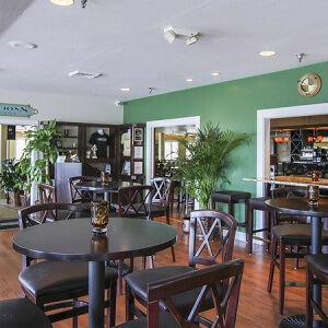 Island Inn Sanibel Dining Room
