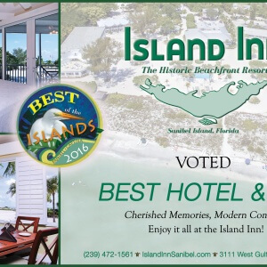 Island Inn Voted Best Hotel & Inn