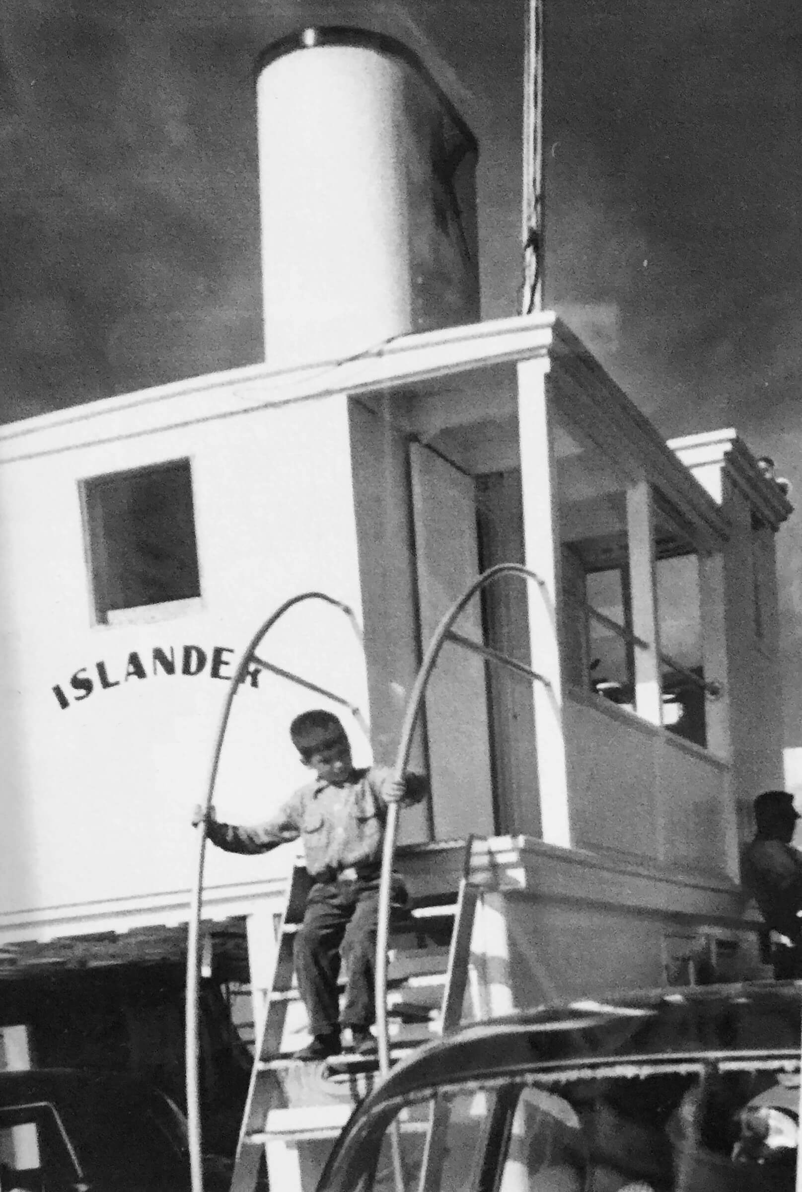 Kinzie Brothers Islander Ferry on Sanibel 2