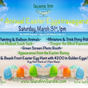 2018 Easter Event Information