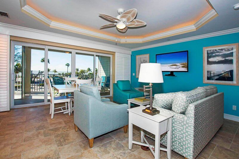Sanibel Island Gulfview Luxury Suite Matthews Lodge