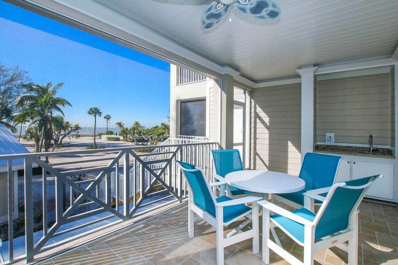 Sanibel Island Luxury Suite Gulf View