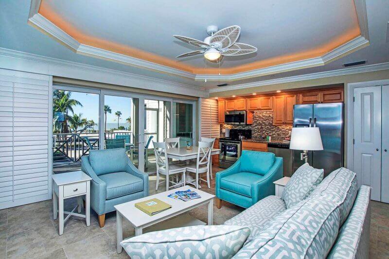 Sanibel Island Gulfview Luxury Suite
