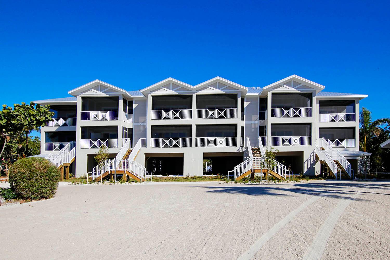 sanibel luxury suites - matthews lodge at the island inn