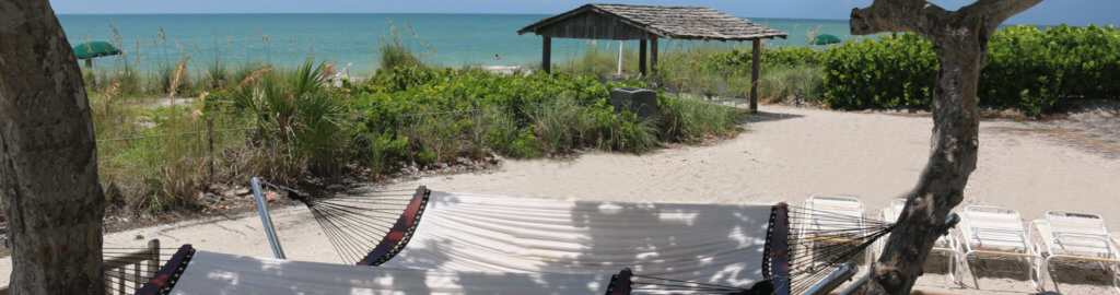 hammocks in paradise at island inn sanibel