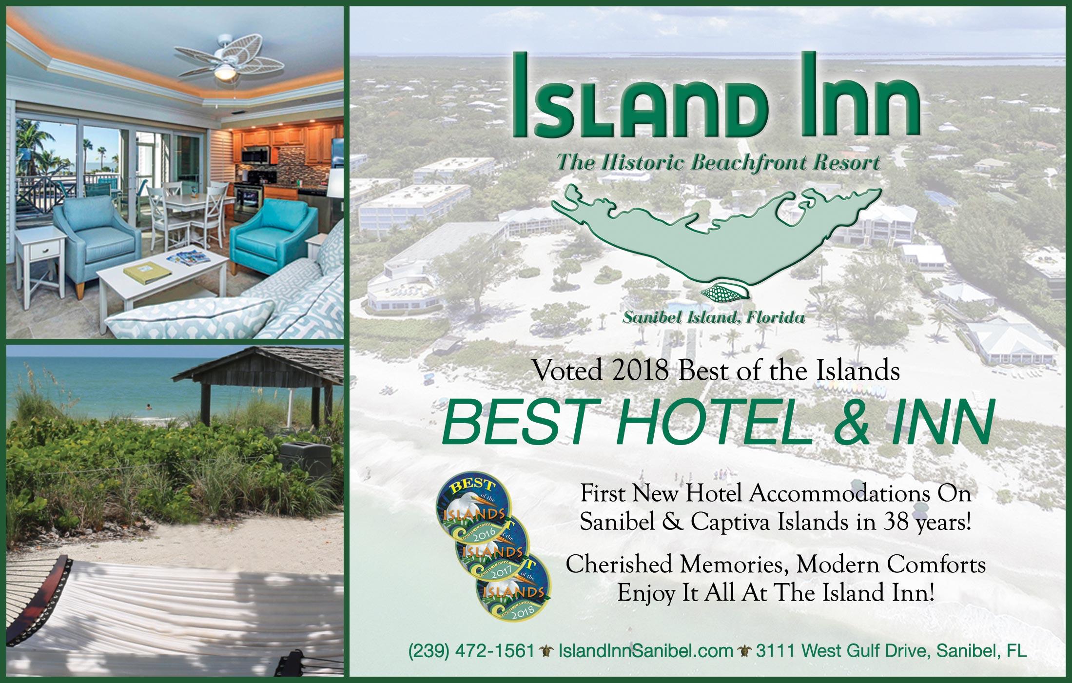 best hotel sanibel 2018