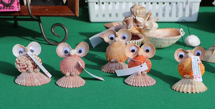 shell festival craft